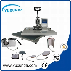 5 in 1 multifunctional transfer Machine