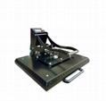 Manual Plain heat press machine 60x80cm