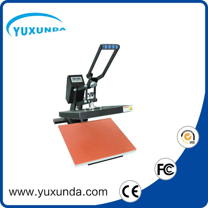 YXD-G4AS automatic open & slide-out rails digital high pressure machine