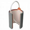 Newest 5 in1 combo mug heat press machine 18
