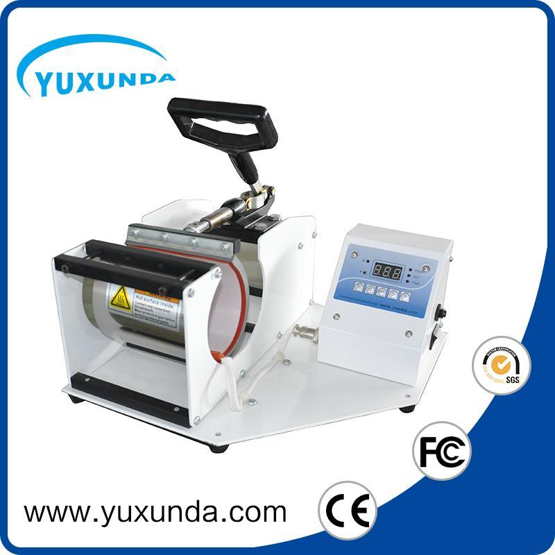 CE認証熱轉印烤杯機 1