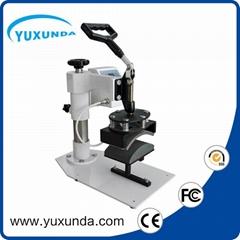 Digital cap heat press machine
