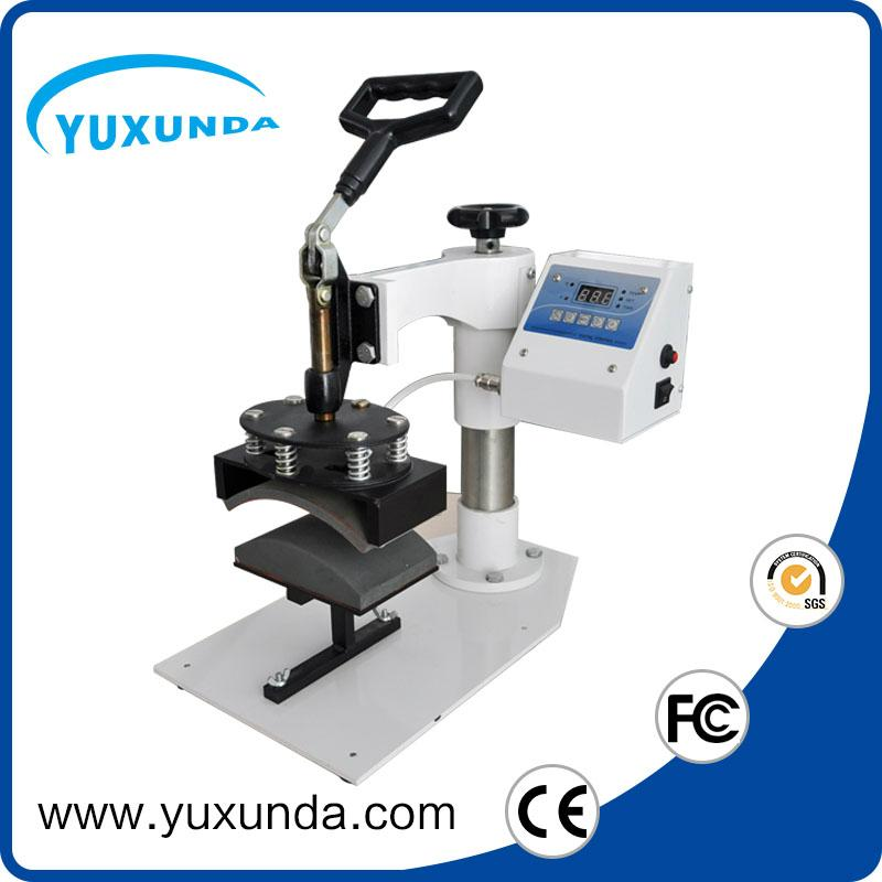Baseball Cap heat press Machine 3