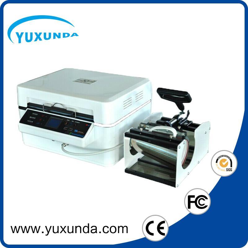 YUXUNDA 3D 热转印机器 1