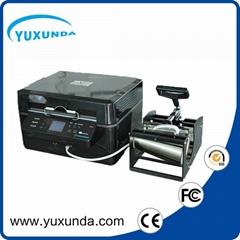3D sublimation vacuum heat press machine,3d heat transfer machine for cell phone