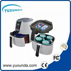 2015 New mini 3d sublimation vacuum heat press machine for mug printing
