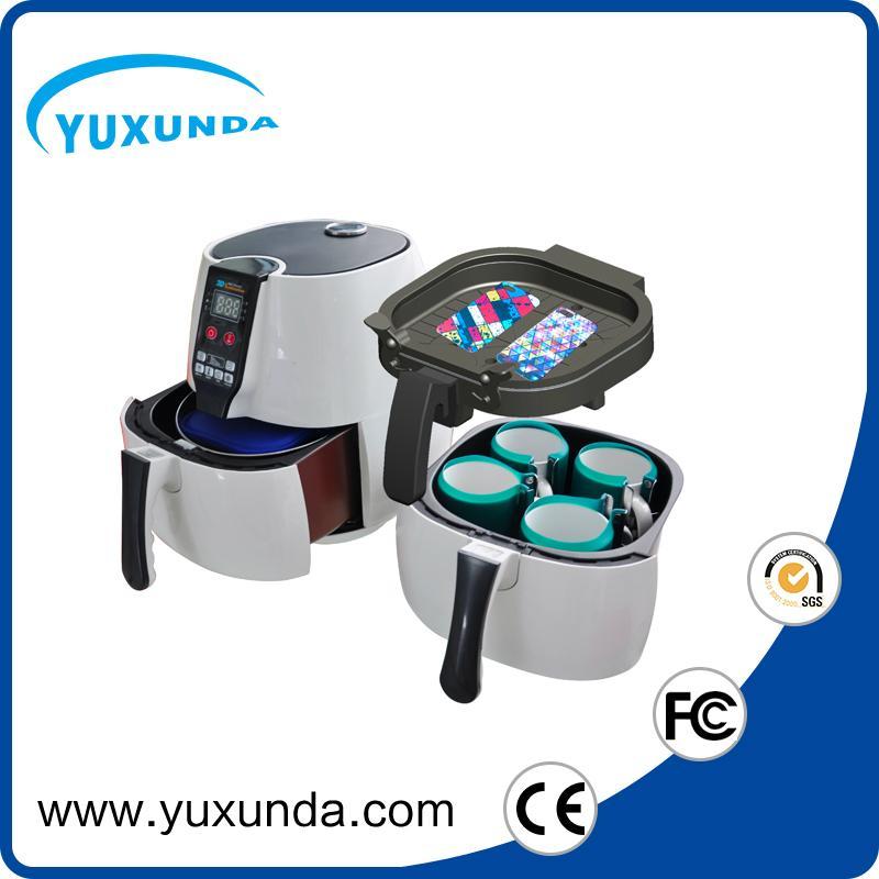 New MINI 3D Sublimation Vacuum Heat Press Machine