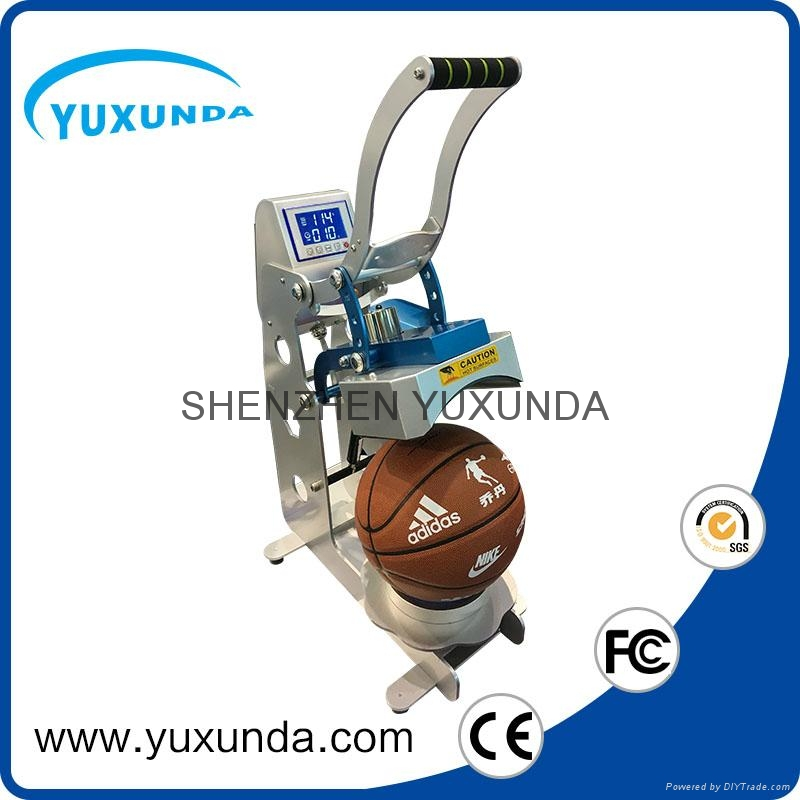 Magnetic ball press machine YXD-HQ 2
