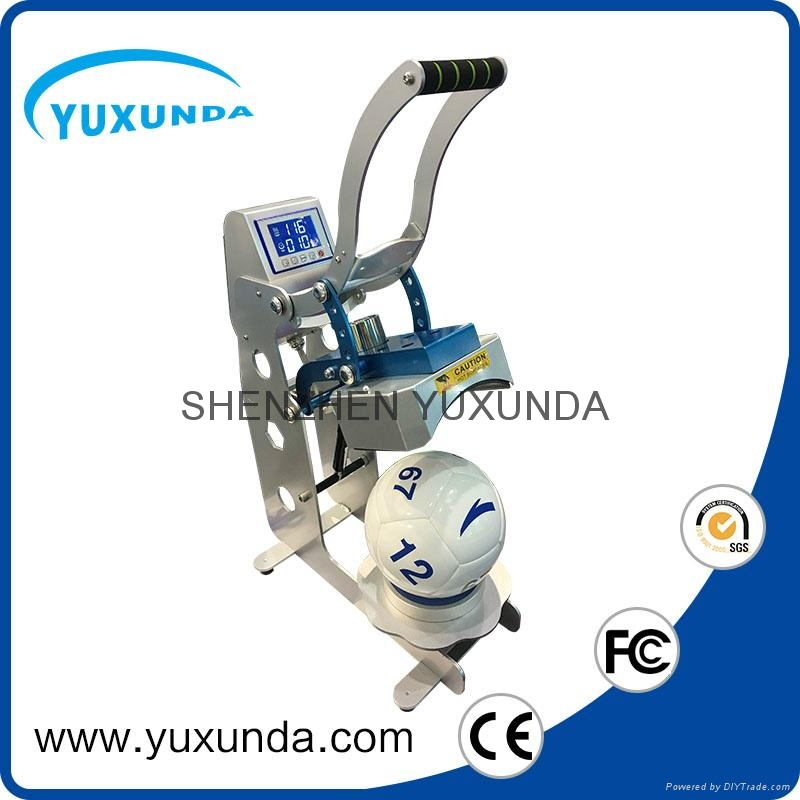 Magnetic ball press machine YXD-HQ 5