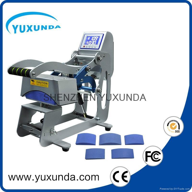 Magnetic cap press machine YXD-HM 1
