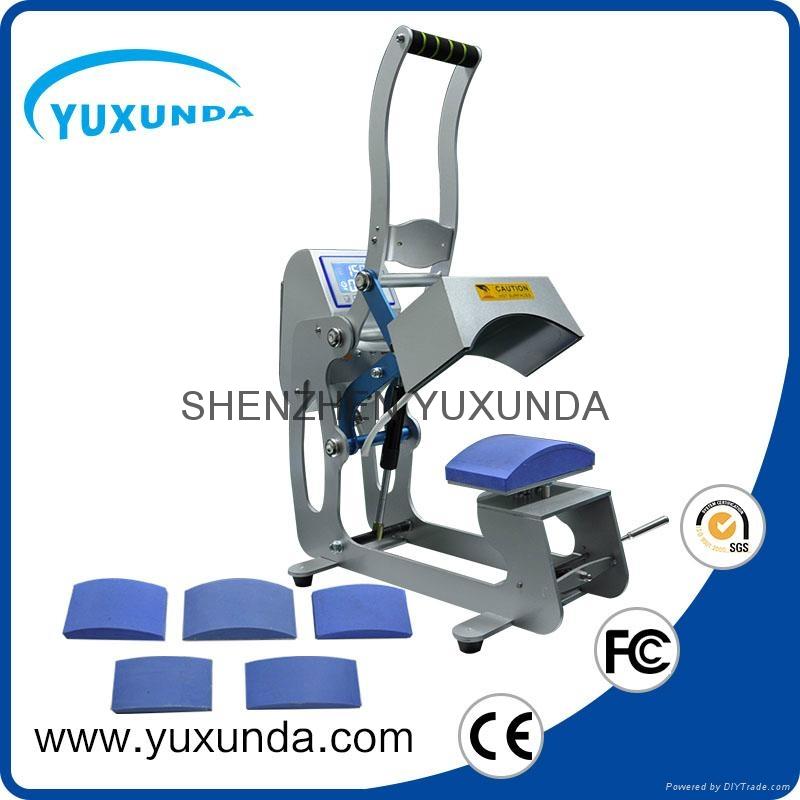Magnetic cap press machine YXD-HM 5