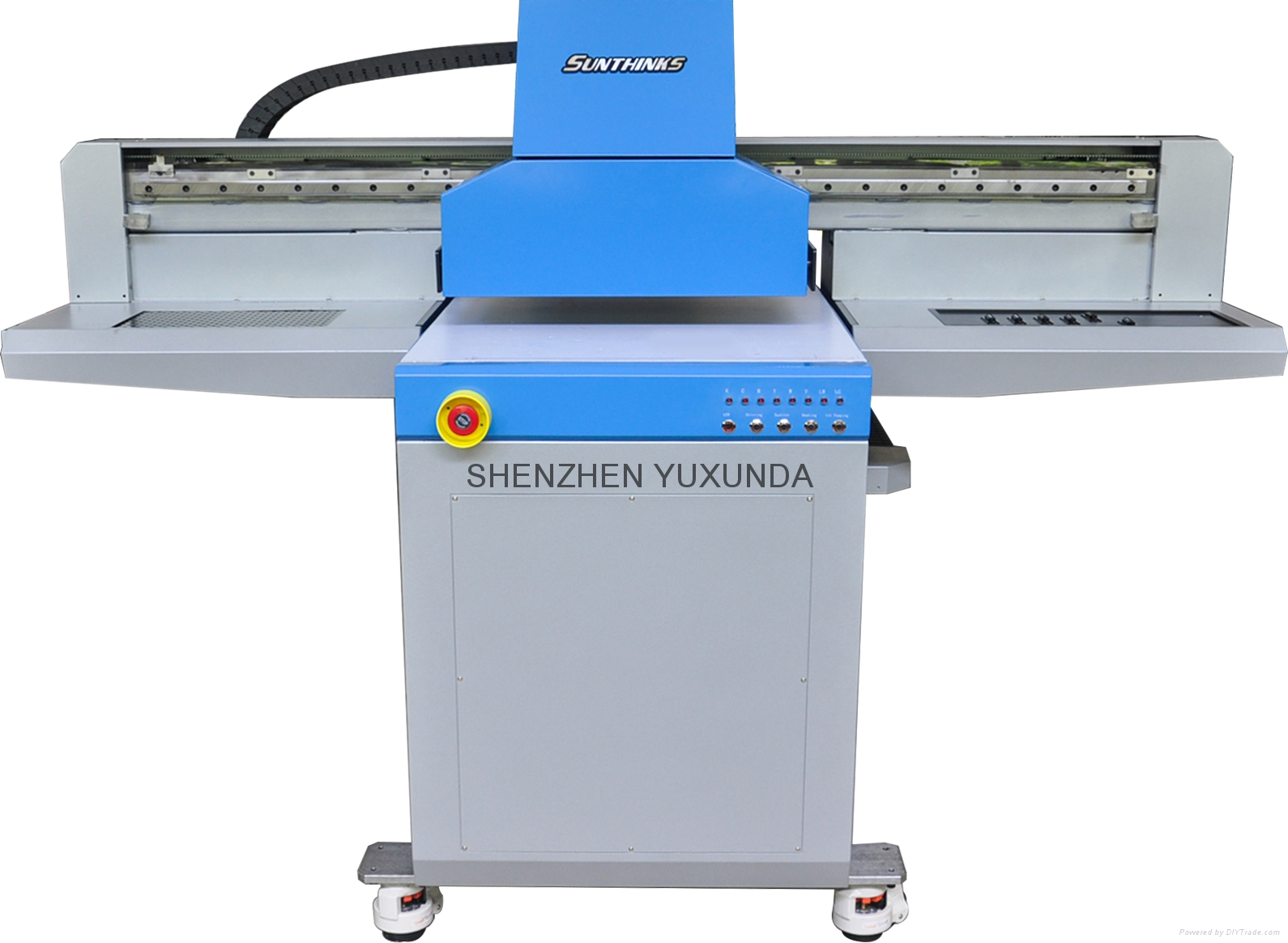 UV flatbed printer 0.6*0.9m 1