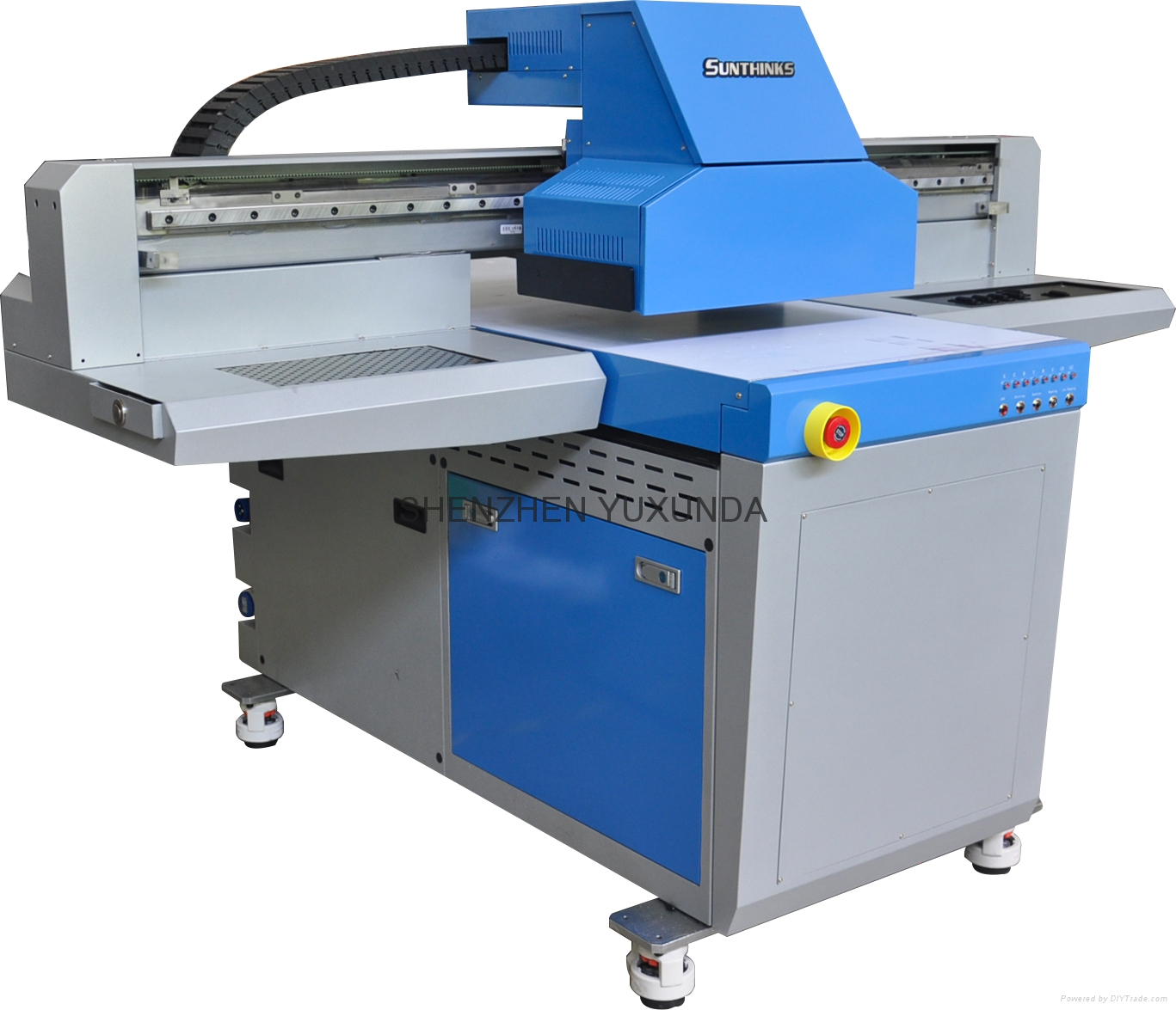 UV flatbed printer 0.6*0.9m 2