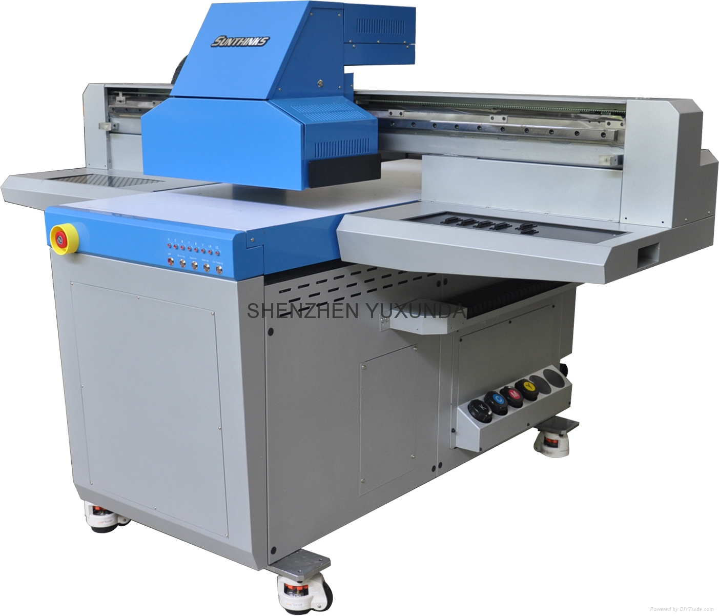 UV flatbed printer 0.6*0.9m 3