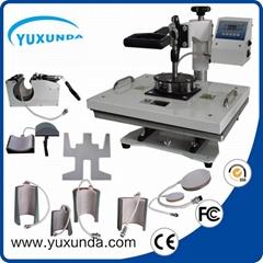 Combo/Multifunctional Heat Press Machine