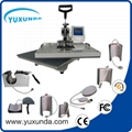 multifunction combo 4 in 1 heat press