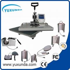 多功能8合1熱轉印機器 (熱門產品 - 2*)
