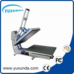 High pressure auto open t-shirt sublimation heat transfer machine for sale