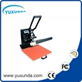 High pressure flat heat press machine