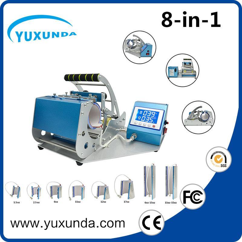 8 in 1 mug press machine 1