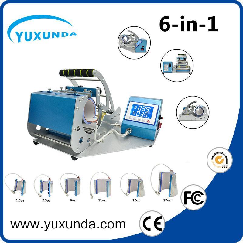 8 in 1 mug press machine 2