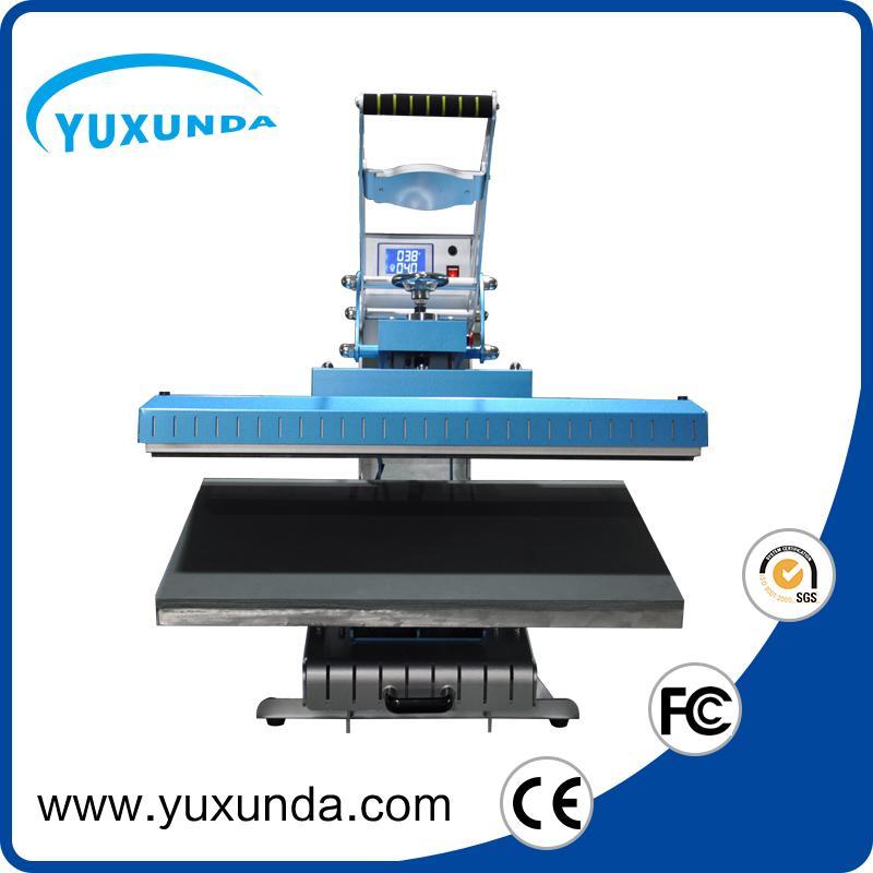 Magnetic Auto Open Heat Press Machine