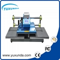 Pneumatic two worktable digital heat press machine 1