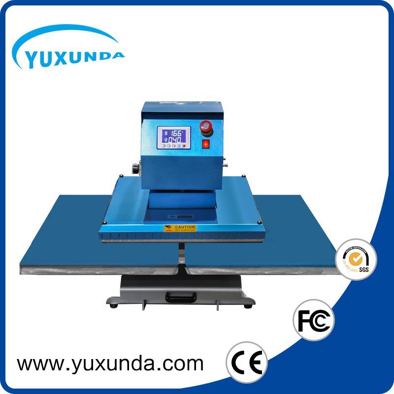 A9气动双工位烫画机 1