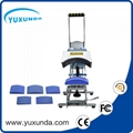Cap sublimation machine