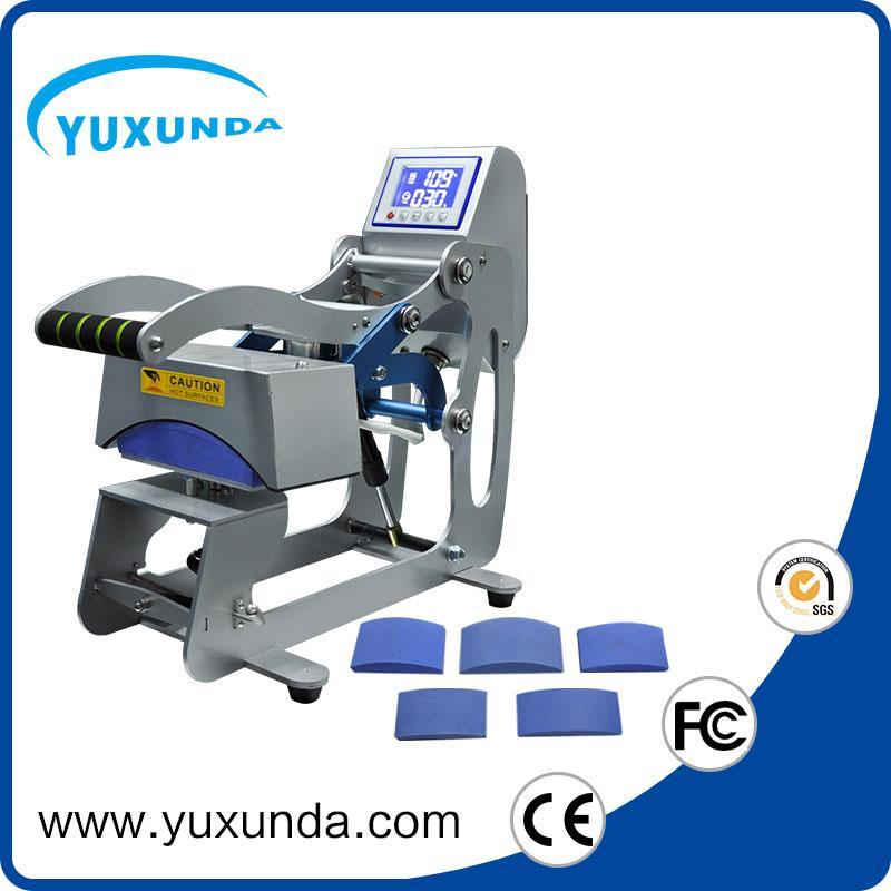 Cap heat press machine 1