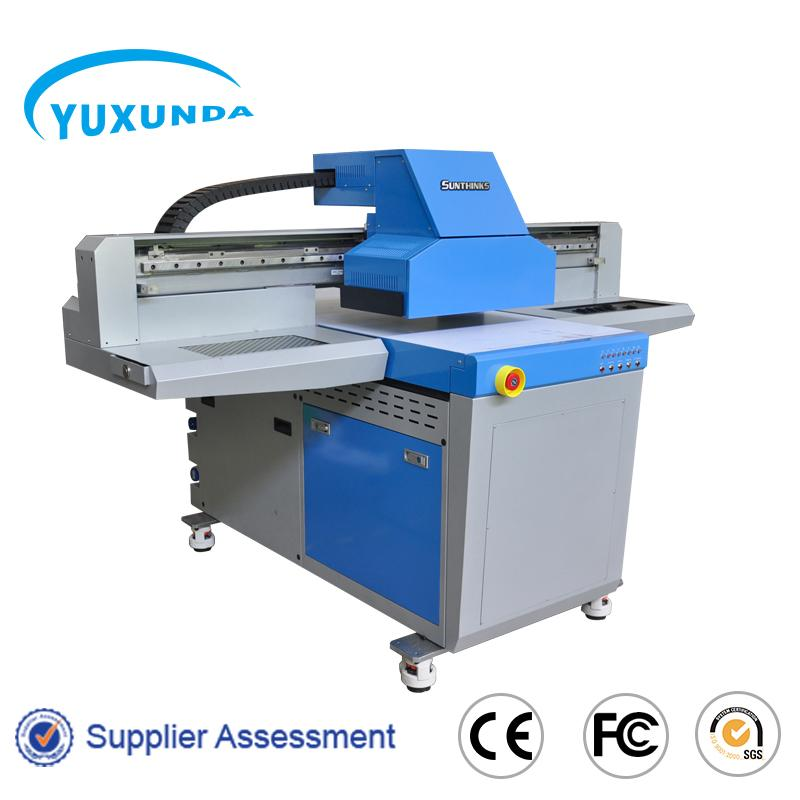 Small UV flatbed printer 60x90cm with Ricoh Head