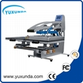 Double location sublimation transfer