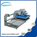 Pneumatic digital heat press machine