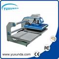 Pneumatic digital heat press machine