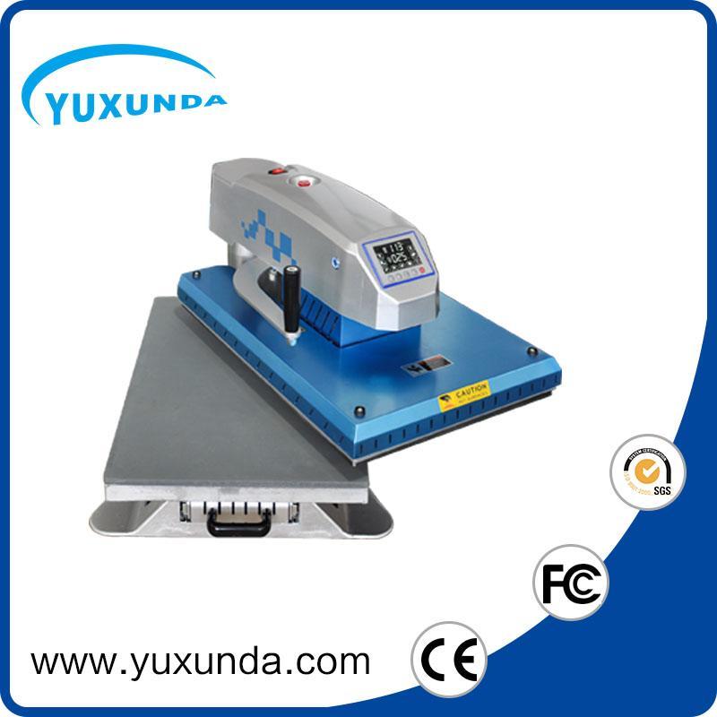 Air operation heat press machine 1