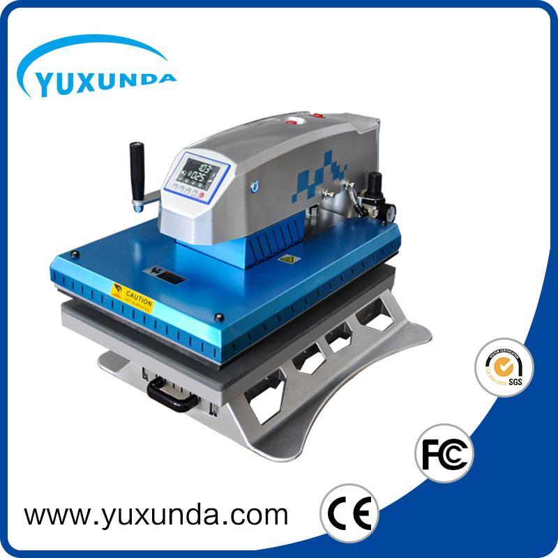 New Pneumatic sublimation heat press 1