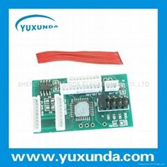 HP100/120/130/500/800智能電子卡