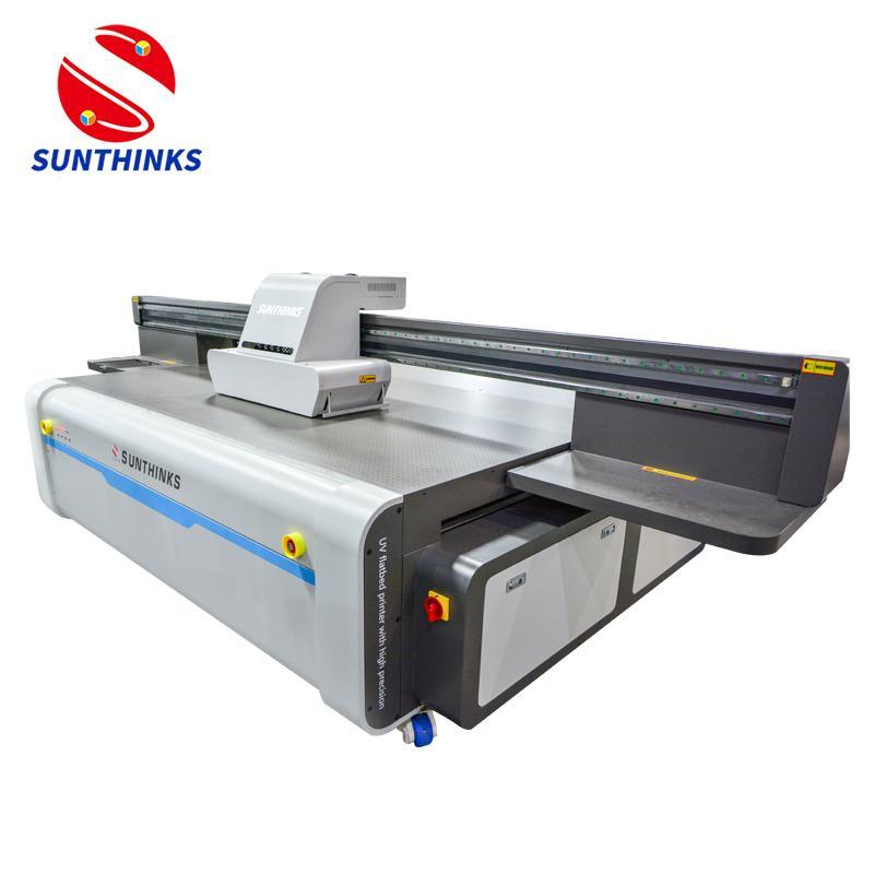 SUNTHINKS Industrial Ricoh GEN5 heads UV printer 2
