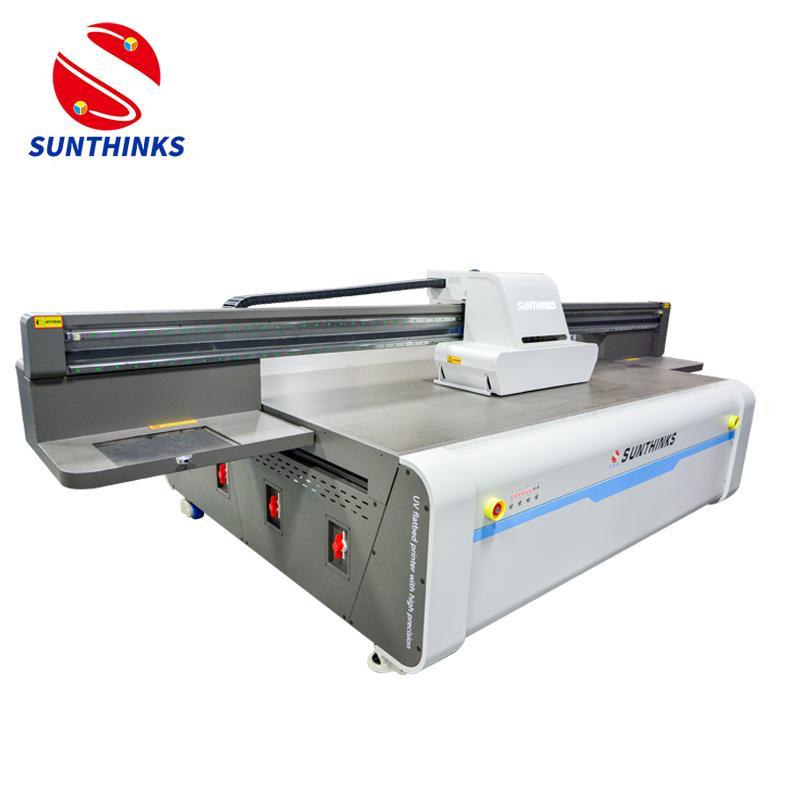 SUNTHINKS Industrial Ricoh GEN5 heads UV printer 3