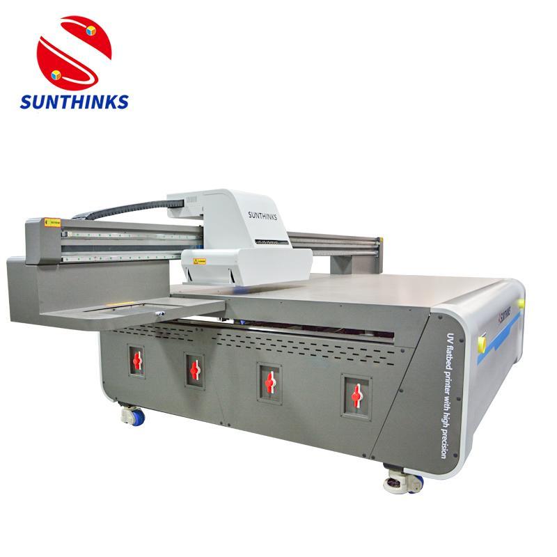 SUNTHINKS Industrial Ricoh GEN5 heads UV printer 4