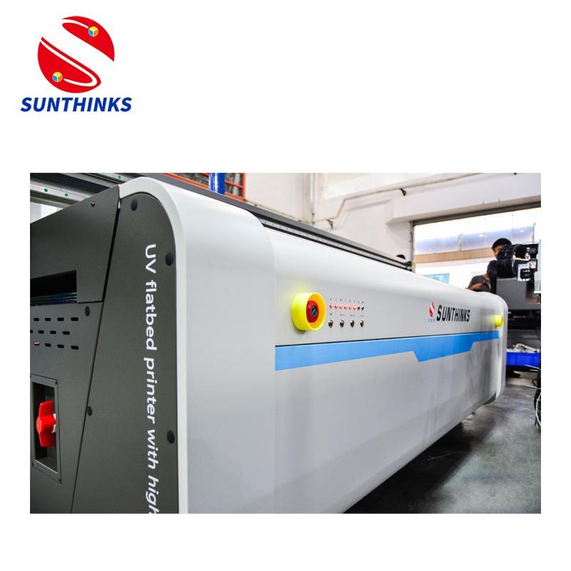 SUNTHINKS Ricoh GEN6 heads UV printer 3