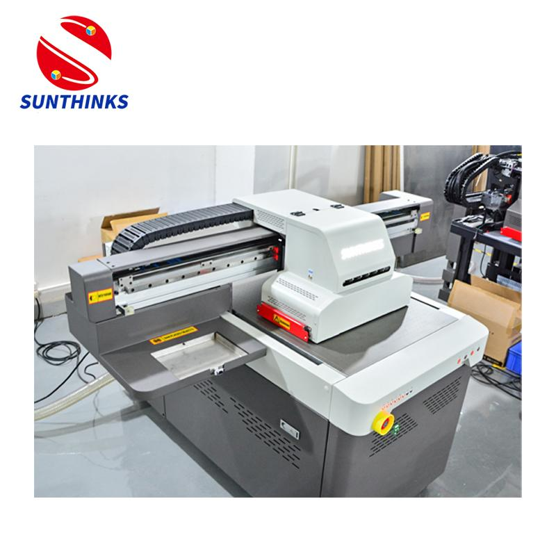 SUNTHINKS 60x90cm UV flat printer