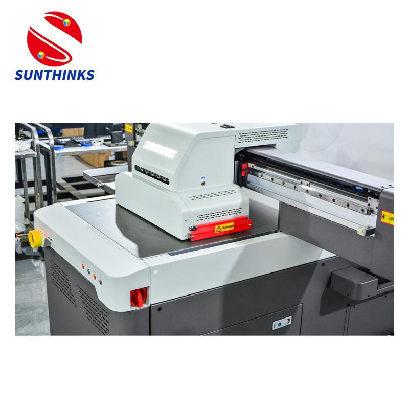 SUNTHINKS small printer with Ricoh GH2220 head 2
