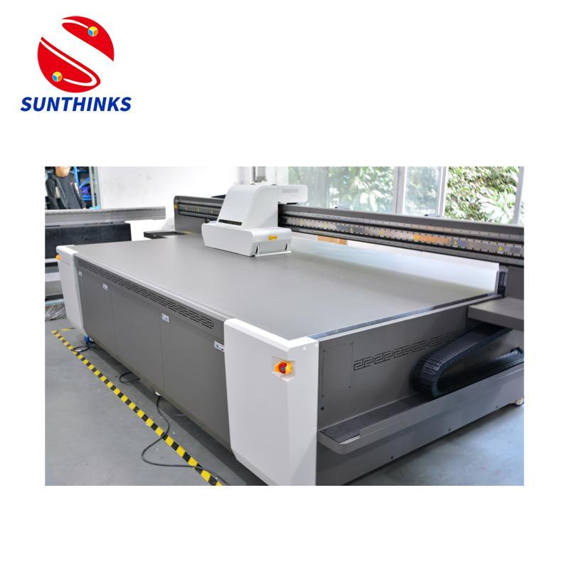 SUNTHINKS Ricoh GEN6 UV flatbed printer