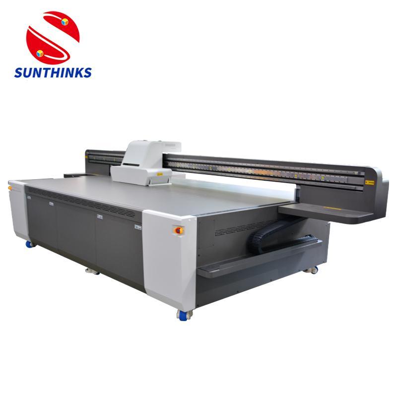深思想理光GEN6 UV平板打印機 2