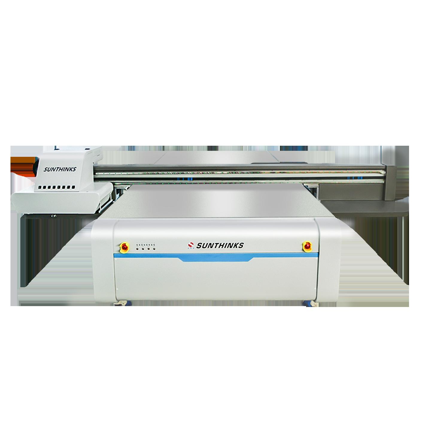 深思想理光GEN6 UV平板打印機 1