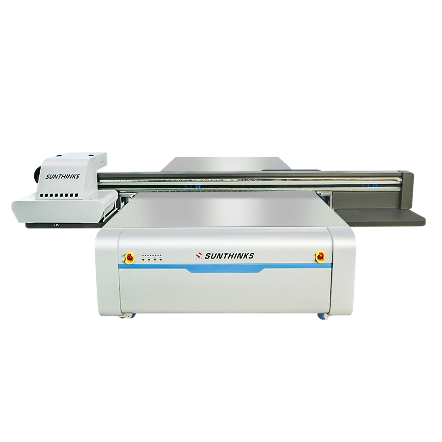 SUNTHINKS 2X3m Ricoh GEN6 UV flatbed printer