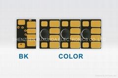 HP 82/88/363 可复位一次性芯片