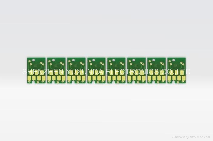 EPSON 7880C/9880C/9450/7450 一次性可复位芯片 1