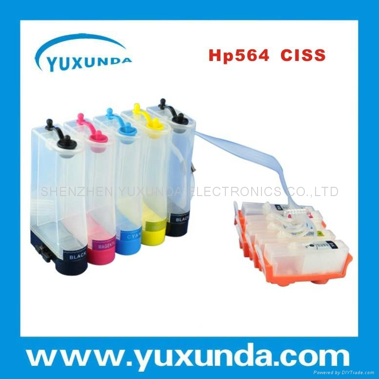 连续供墨系统HP564/364/178 1